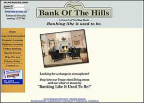 Bank of the Hills, Kerrville, TX