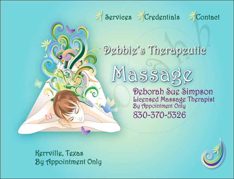 Debbie's Therapeutic Massage, Kerrville, TX