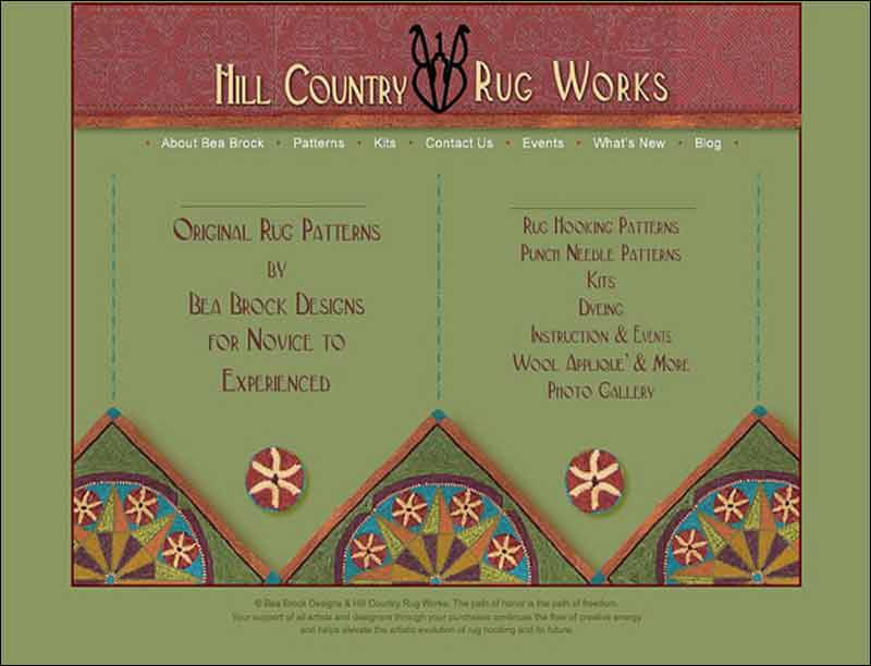 Hill Country Rug Works, Kerrville, TX