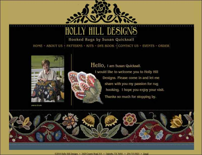 Holly Hill Designs, Waco, TX
