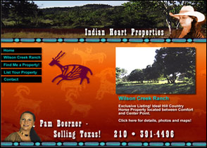 Indian Heart Real Estate, Comfort, TX